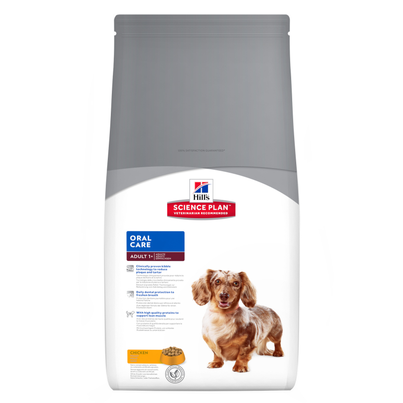 Hill's Science Plan Adult Oral Care with Chicken 5 kg