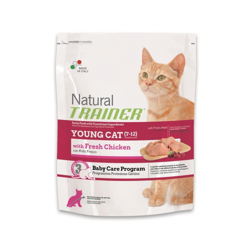 Trainer Natural Young Cat 0,3 kg
