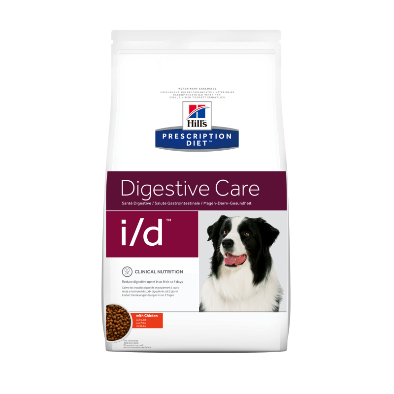 Hill's Prescription Diet i/d Digestive Care with Chicken 2 kg